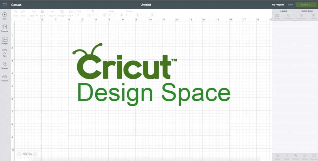 Cricut Design Space Software