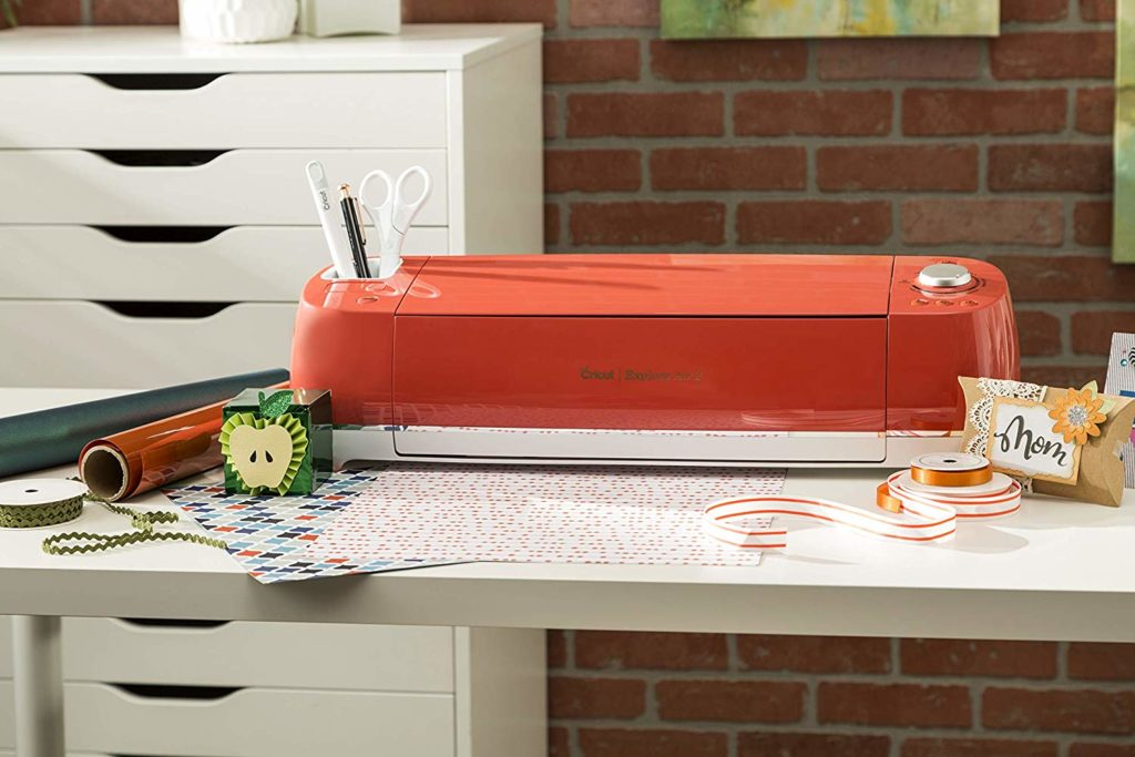 New Cricut Explore Air 2 Machine in Red