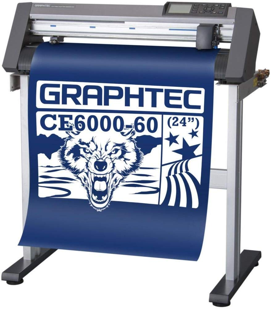 Graphtec CE6000 top professional cutter